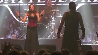 Battlelore - Live @ Metal female voices fest 2016