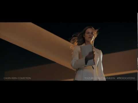VII. REALM OF POSSIBILITY - презентация одежды Calvin Klein