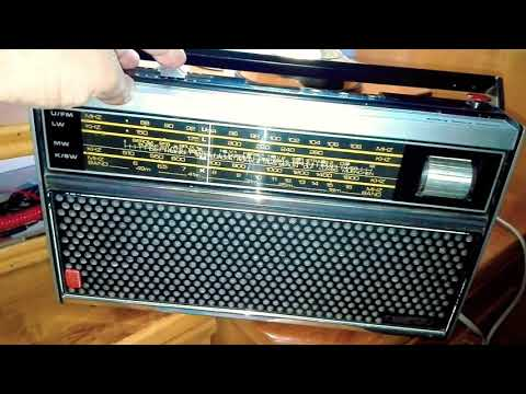 GRUNDIG CITY BOY 1100 (1973? Made in Germany) ses Performansı