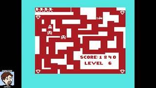 Vic-20 - Creepy Corridors