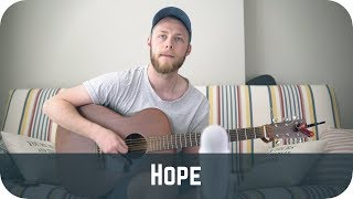 Hope - Jack Johnson cover by Spencer Pugh