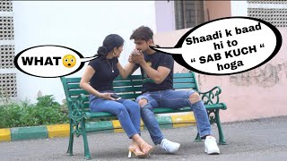 How to impress a beautiful girl / Abhishek kumar / Prank in india