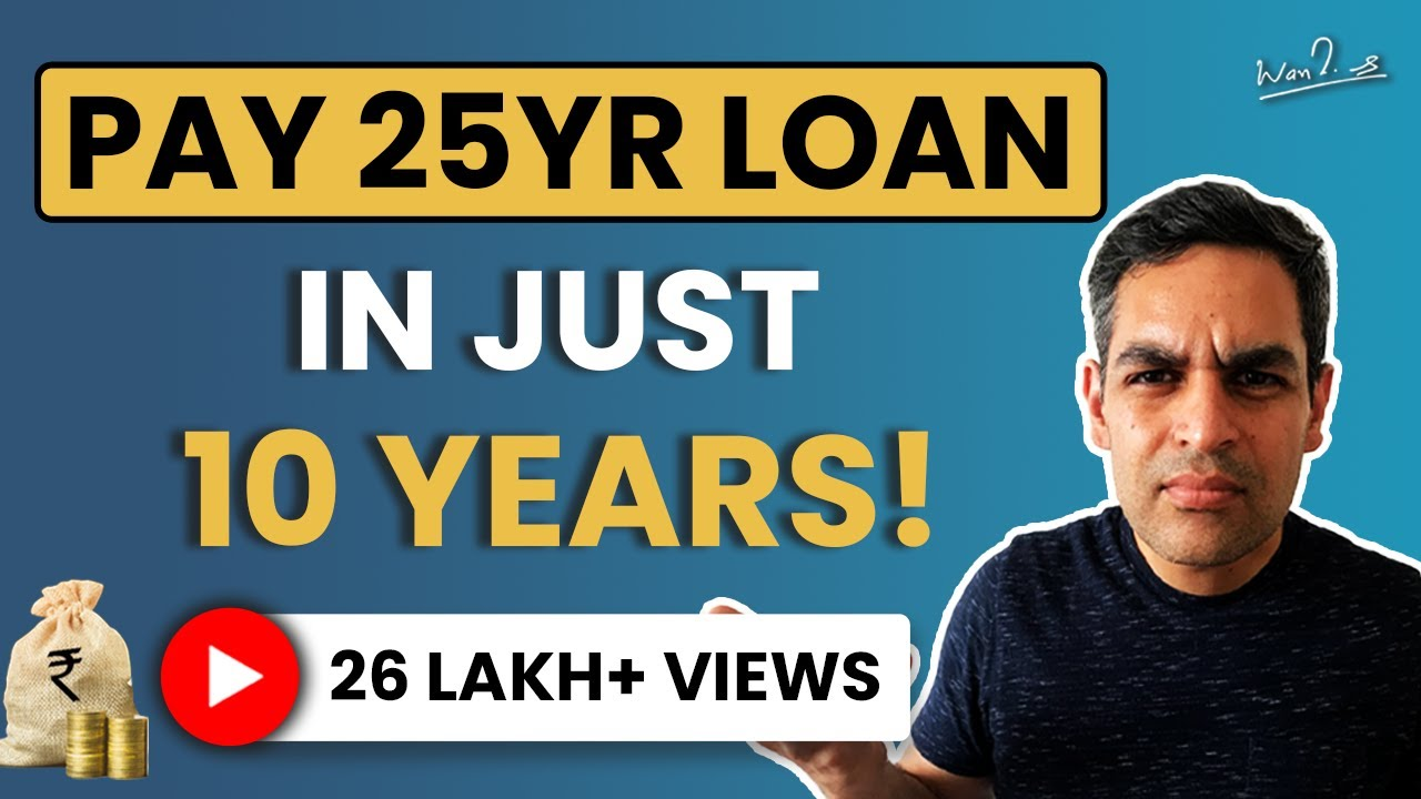 How to repay loans quickly | Ankur Warikoo Hindi Video | Pay off debt faster | Calculator included thumbnail