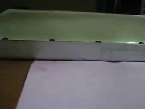 perforadora de peine para boletas factura fono 972084744