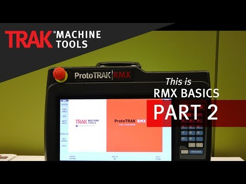Defaults & Options [Part 2] | ProtoTRAK RMX CNC | Mill Programming
