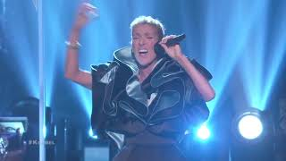 Celine Dion   Ashes @  Live On Jimmy Kimmel Show 5th April 2019
