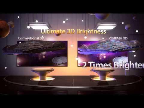 Tecnologia CINEMA 3D