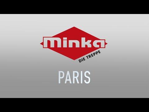 Minka PARIS Montagevideo