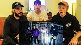 REACTING TO OVERNIGHT AT ABANDONED CITY!