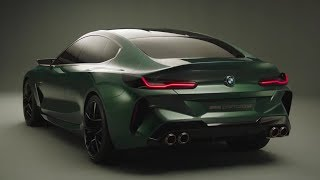 BMW 8 Series Gran Coupe 2019 NEW FULL Review New M8 better than S Coupe AMG ?