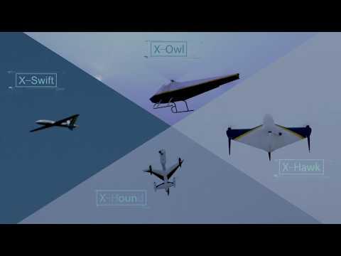 The flight of Milvus - VTOL fixed wing UAV - смотреть онлайн