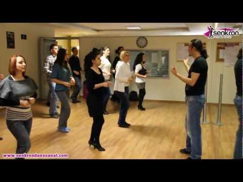 Senkron Dans & Sanat - KONYA - Tanıtım Filmi