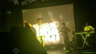"Amine ""Baba"" (LIVE) @ The Observatory in Santa Ana, CA on 11/11/17"