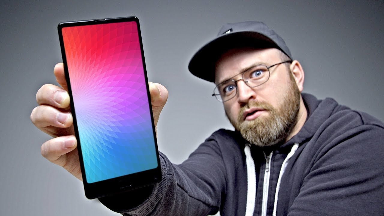 Could This Phone Be The New Bezel-Less Champ? thumbnail