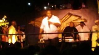 Kangol Kid Birthday Bash, Chubb Rock performs pt. 1 of 3