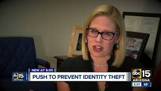New push to prevent identity theft by Arizona lawmaker