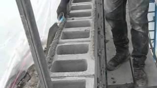 Video Hướng dẫn xây dựng gạch không nung DMC