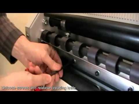 Creasing Perforation Machine