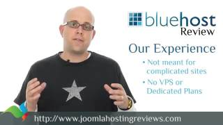 Bluehost Review - Joomla Hosting Reviews