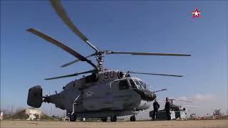 Inside a Russian Navy Ka-31R AEW