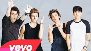 Mrs  All American - 5 Seconds of Summer Official Lyric Video