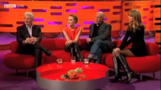 Taylor on the Graham Norton Show