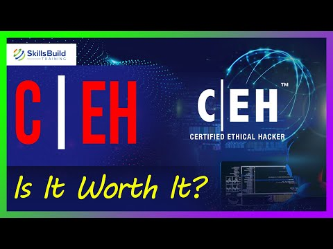 CEH - Is It Worth It? | Jobs, Salary, Study Guide, Training - YouTube