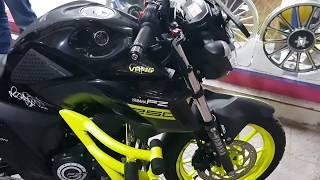 FZ25 Overhaul/First In India/ Yamaha