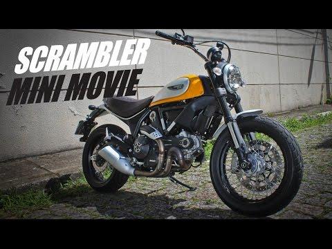 Mini Movie Ducati Scrambler Classic - MOTO.com.br