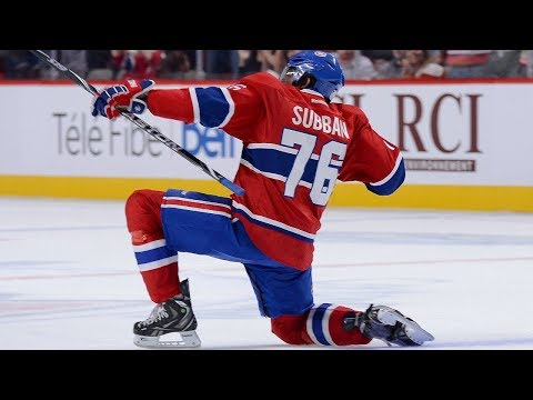 Top 5 Greatest Celebrations of All Time | NHL