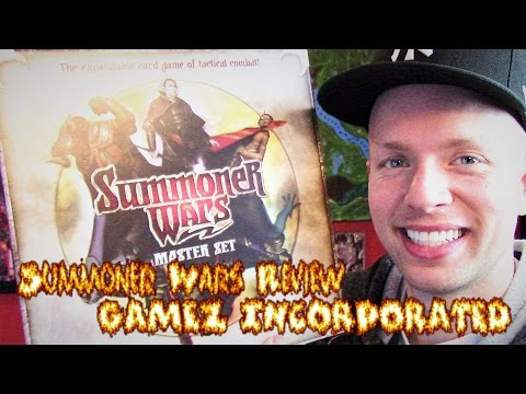 Summoner Wars Master Set Review - Gamez Incorporated
