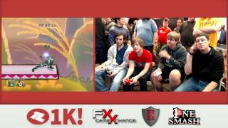 TLOC 1K  PM - Strong Bad & Frozen vs Max & Lunchables - Grand Finals