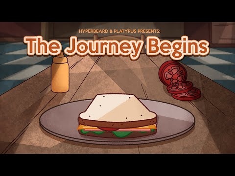 KleptoCats E01: The Journey Begins