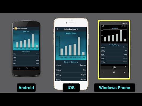 7- Xamarin.Forms: First app ||بناء تطبيق هاتف يعمل على كل المنصات