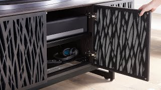 BDI TV Stands, Entertainment Centers, And Television Consoles | Features Spotlight