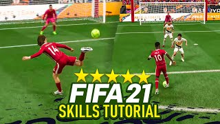 FIFA 21 MOST EFFECTIVE SKILL MOVES TUTORIAL!