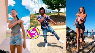 Dust Your Shoulders Dance Challenge Musically Compilation | Trending Challenges 2018