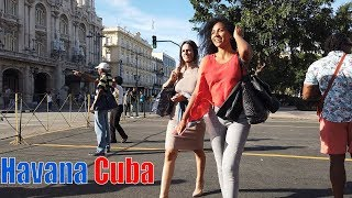 Havana Cuba | Beautiful Cuban Women | Very Rich Culture (Recommended) 4K Video