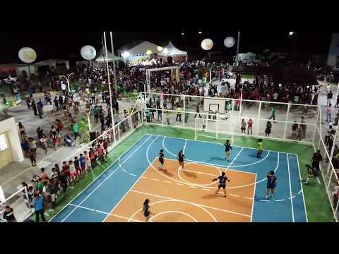 Praça Mais Infância em Acaraú