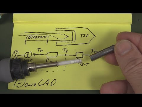 EEVblog #1065 - Soldering Iron Power Delivery Explained