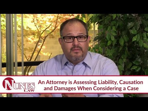 Three Things an Attorney Looks For When Evaluating Your Case