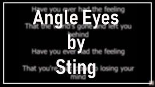 Sting-AngelEyesLyricsHQ