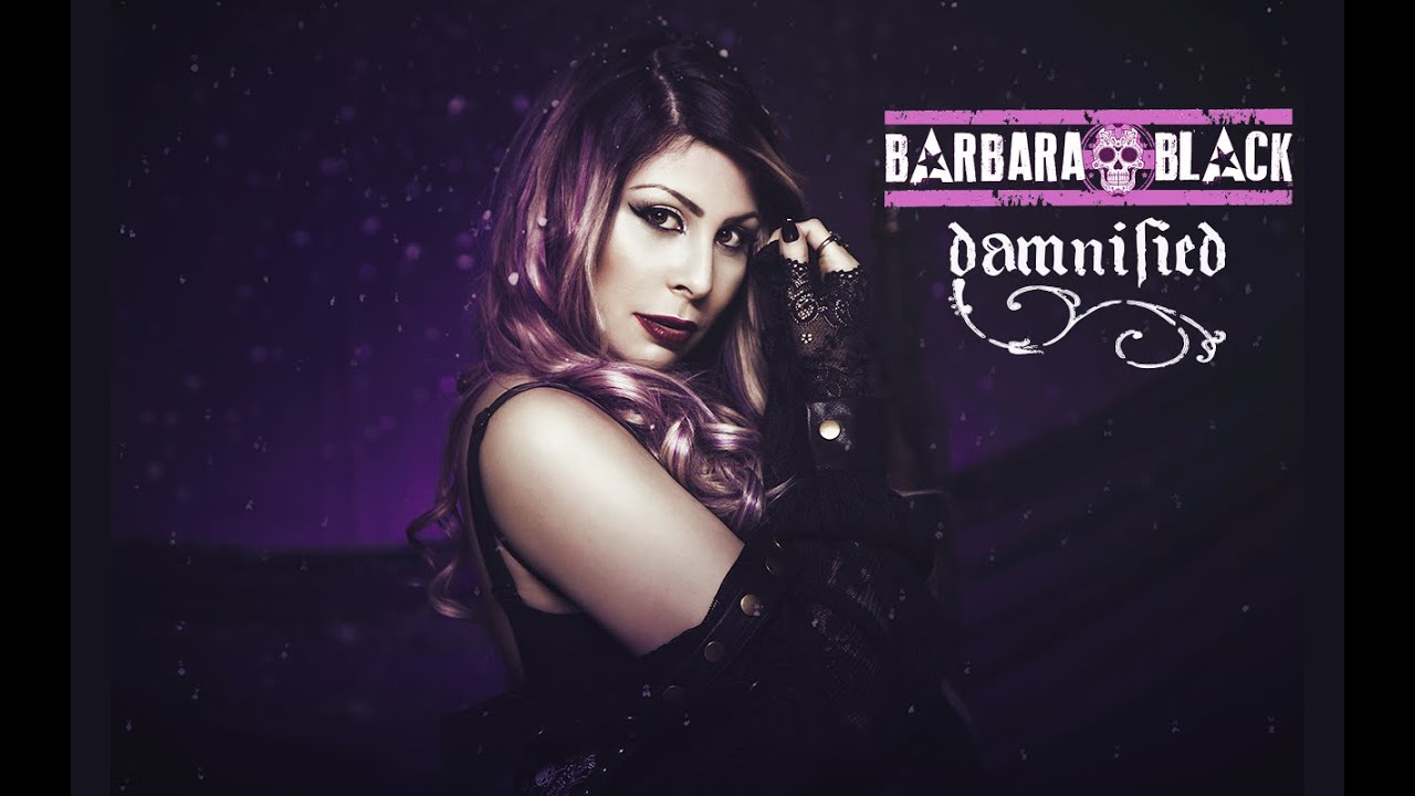 BARBARA BLACK - Damnified
