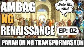 Grade 8 AP| Ambag ng Renaissance | Ser Ian's Class