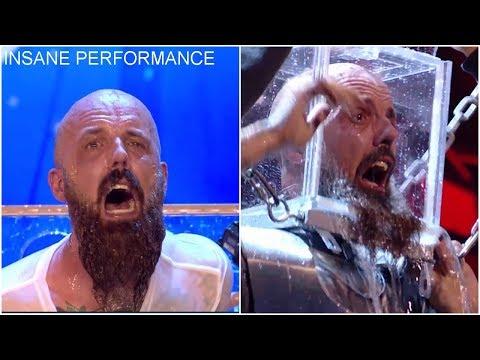 Britain's Got Talent 2018 | Matt Johnson Audition and SEMI FINALS Performance (видео)