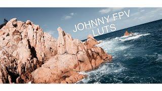 JOHNNY FPV LUTS ( Ulsan to South Korea )울산 대왕암 시네마틱 FPV