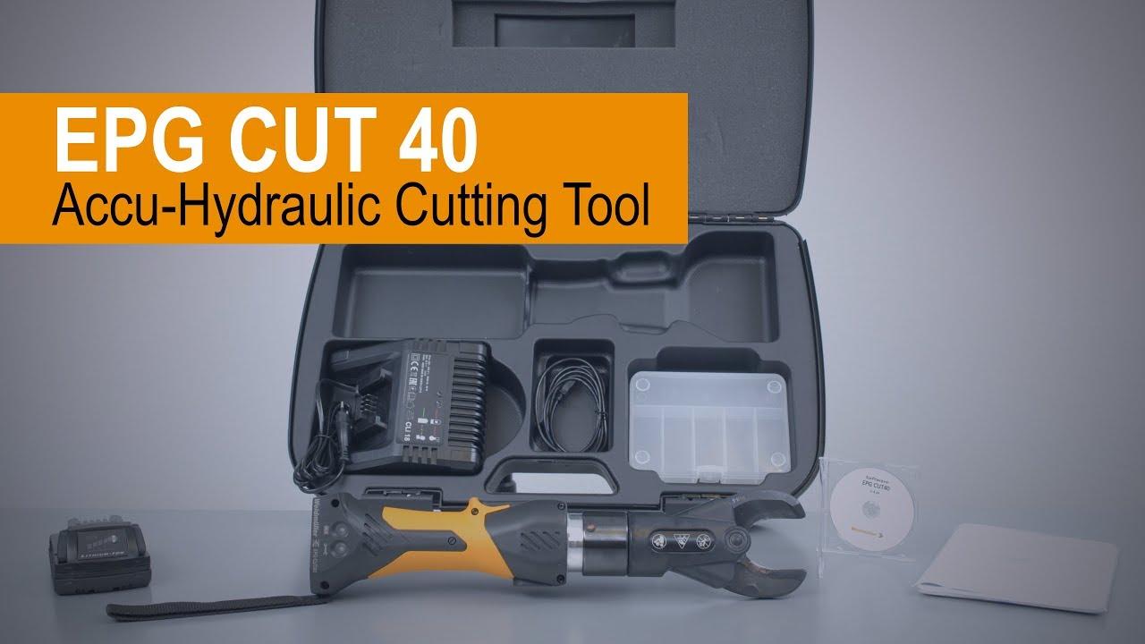 Vídeos sobre o manuseamento de ferramentas de corte