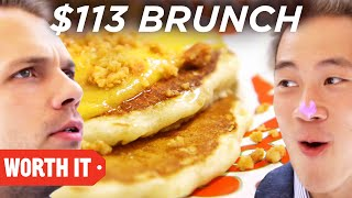 $19 Brunch Vs. $113 Brunch - Video Youtube