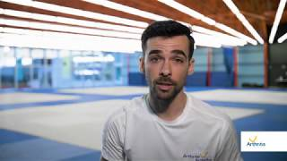 François Hamelin - Walk for Arthritis 2019