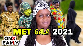 Was Met Gala A Fashion Fail? Best and Worst Dressed (Our Tier List) - Onyx Family Podcast